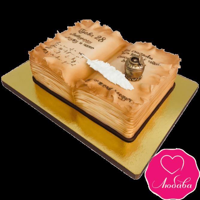 Торт на день рождения мужу №2117