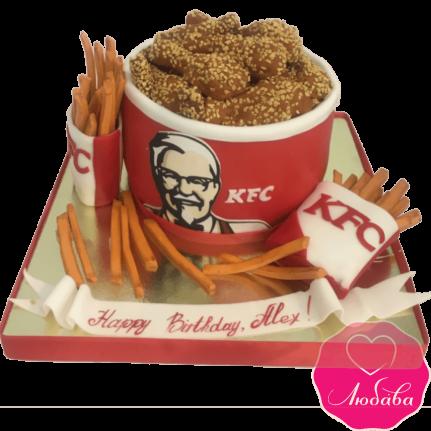 торт корпоративный KFC №2121