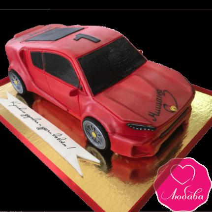 Торт на день рождения Феррари №2123