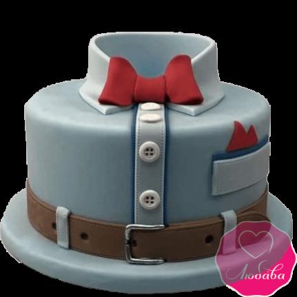 Торт на день рождения для мужчины №2268