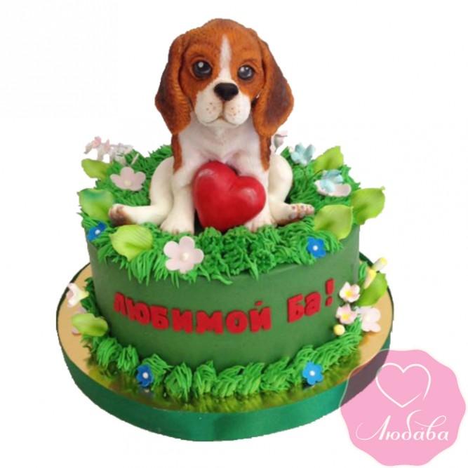 Торт на день рождения бабушке №2499