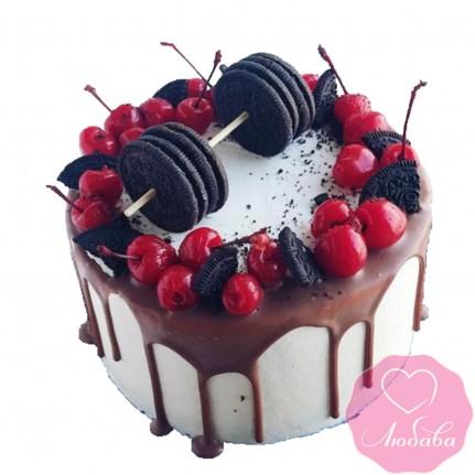 Торт на день рождения атлету №2526
