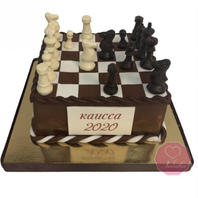 Торт на день рождения шахматисту №2767