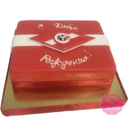 Торт спартак №2782