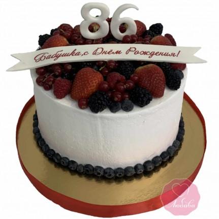 Торт для бабушки №2787