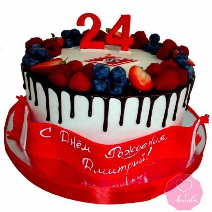 Торт спартак №2799