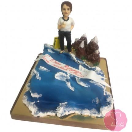 Торт для путешественника №2831