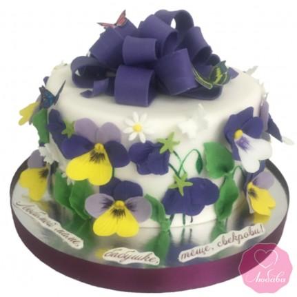 Торт для бабушки №2848