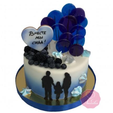Торт мужу №2853