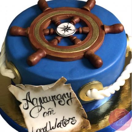 Торт для моряка №2883