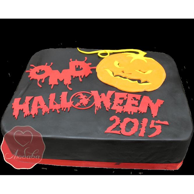 Торт на Хэллоуин №1173