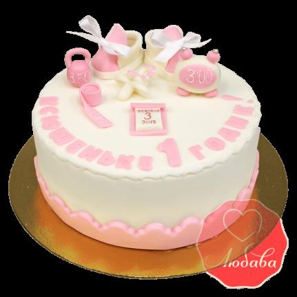 Торт на 1 годик №1208