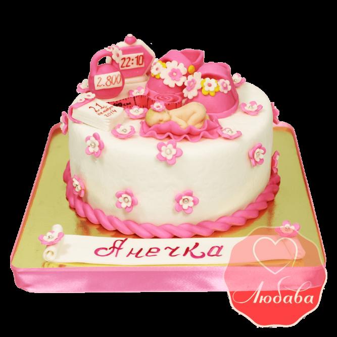 Торт на 1 годик №1239