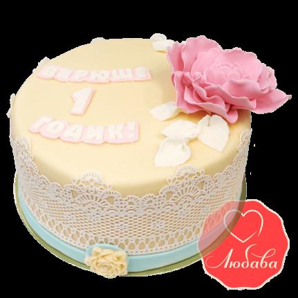 Торт на 1 годик №1243