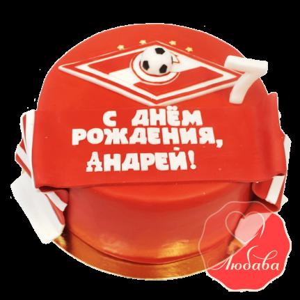 Торт Спартак №1257