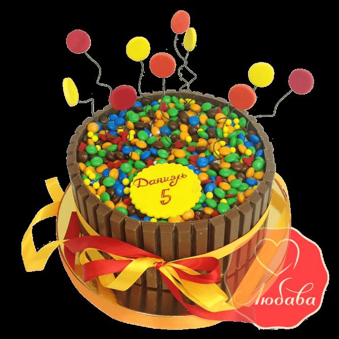 Торт m-m-s №1265