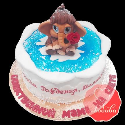 Торт для мамы №1394