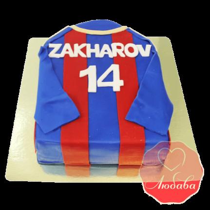 Торт для футболиста №1415