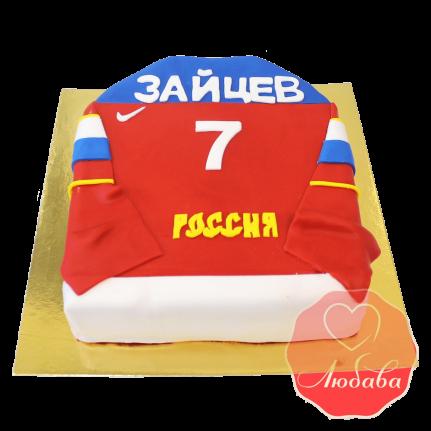 Торт футбольный Россия №1421