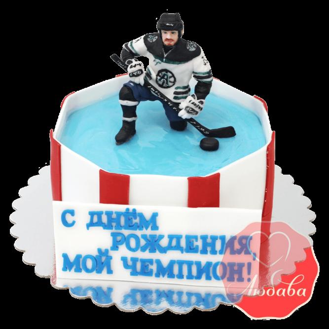 Торт для хоккеиста №1426