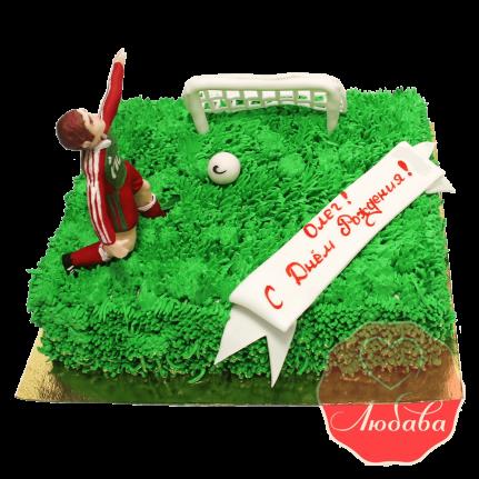 Торт для футболиста №1438