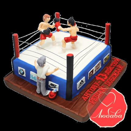 Торт для боксера №1439