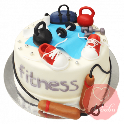 Торт Фитнесс №1446