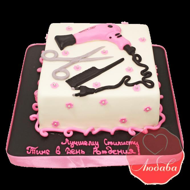 Торт стилисту №1449