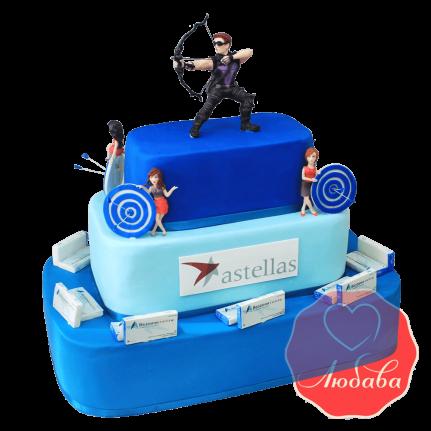Торт корпоративный №1457
