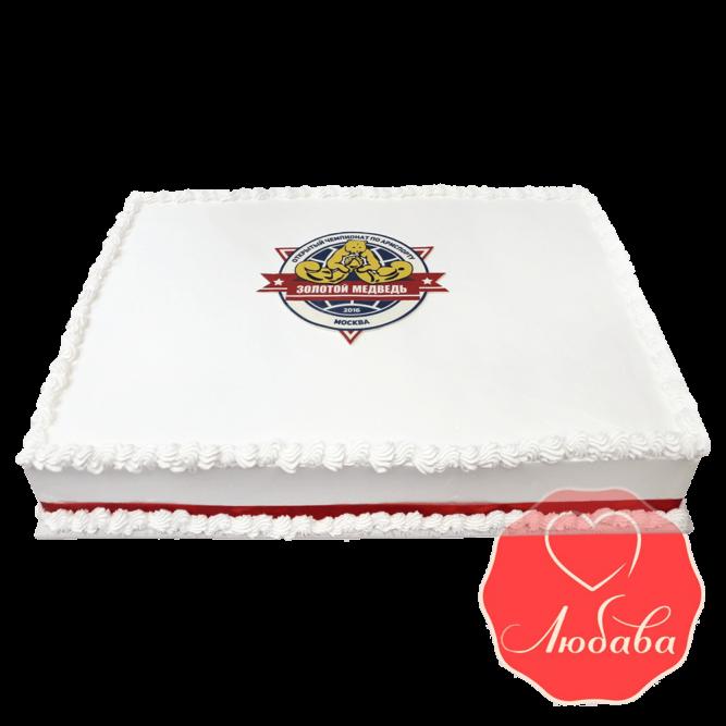 Торт корпоративный №1465