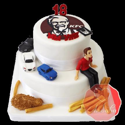Торт корпоративный №1468