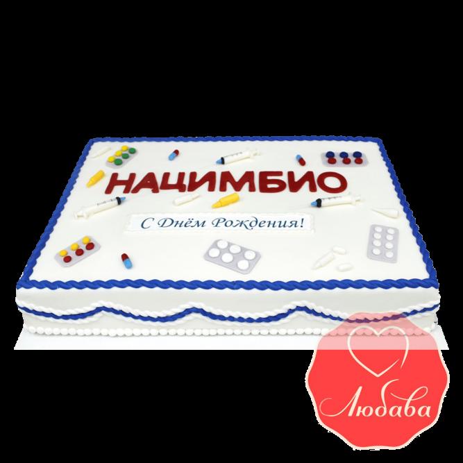 Торт корпоративный №1474