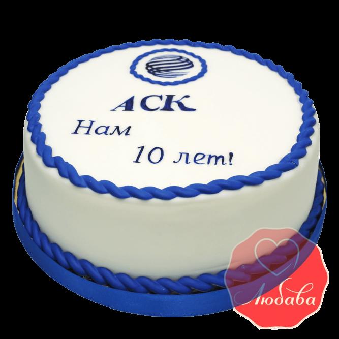 Торт корпоративный №1475