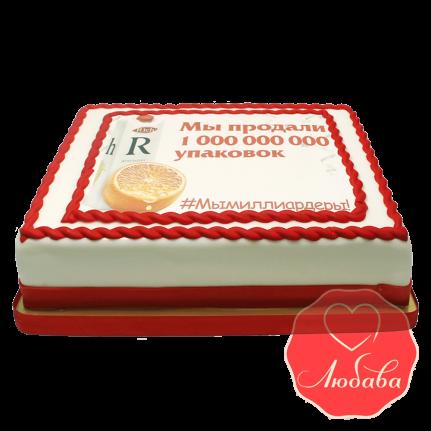 Торт корпоративный №1482