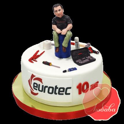 Торт корпоративный №1485