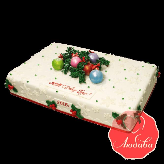 Торт корпоративный №1486
