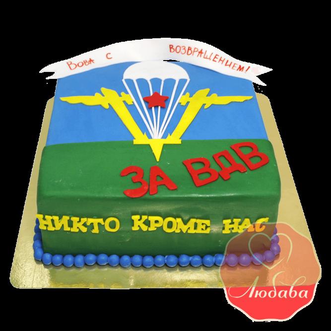 Торт ВДВ №1496
