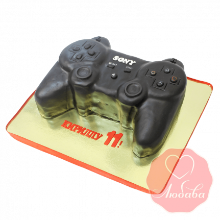 Торт детский джойстик Sony PS №1509