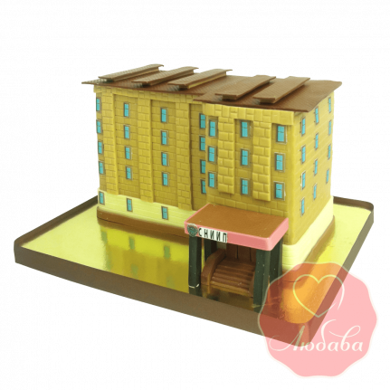 Торт Здание №1530