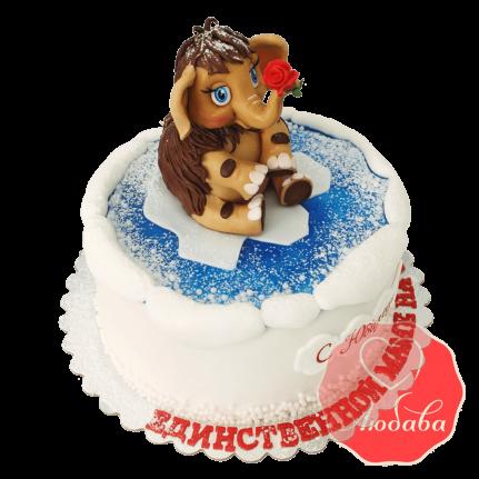 Торт для мамы №1558