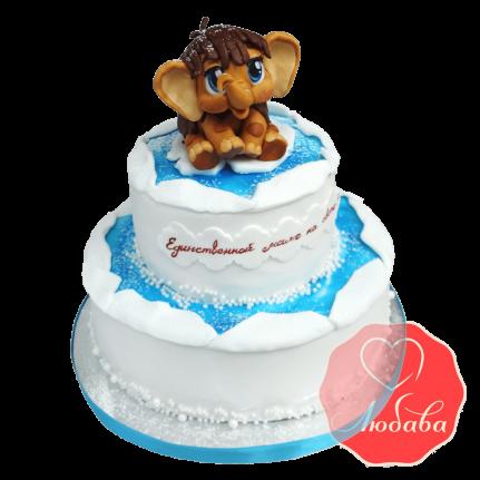 Торт для мамы №1562