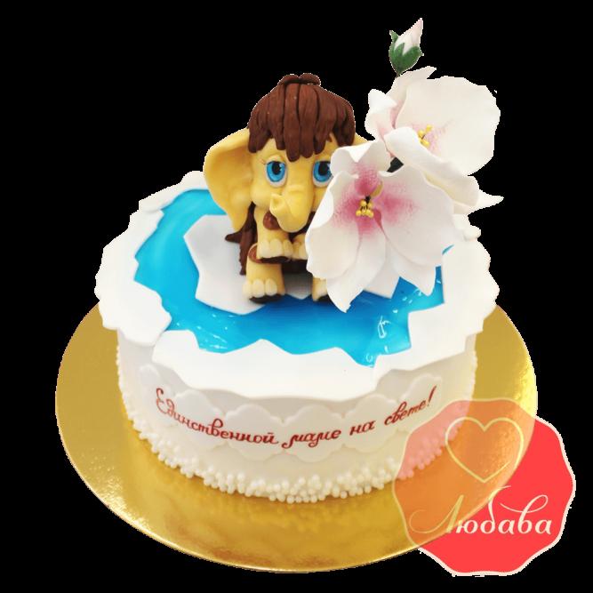 Торт для мамы №1563