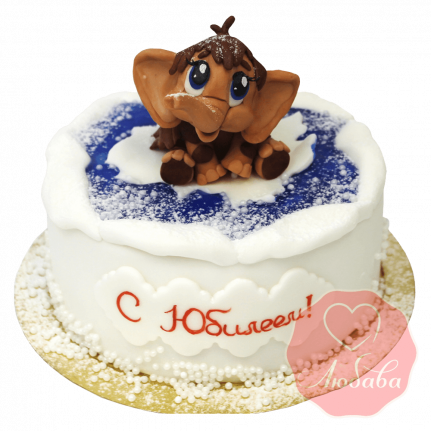Торт для мамы №1564