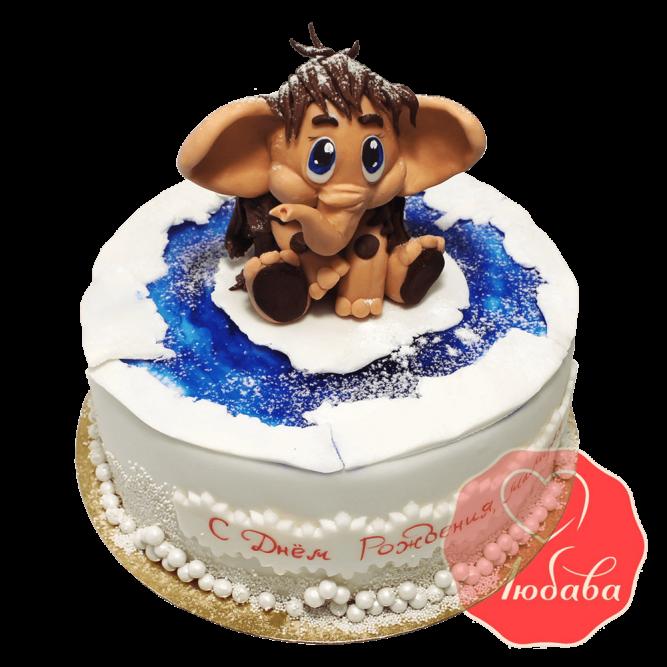 Торт для мамы №1565