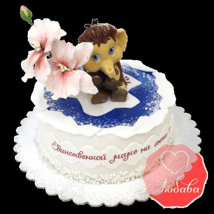 Торт для мамы №1625