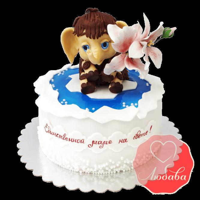 Торт для мамы №1627