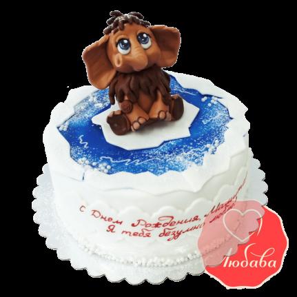 Торт для мамы №1628