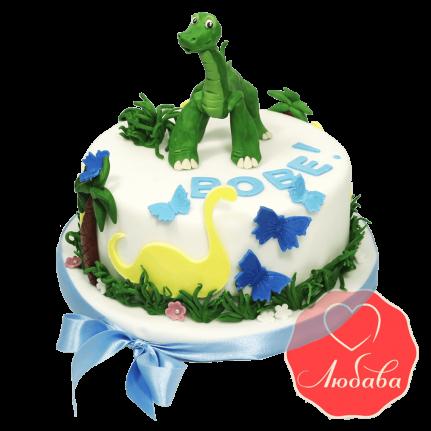 Торт детский Динозаврик №1634