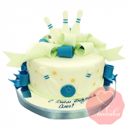 Торт Боулинг №1654