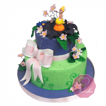 Торт детский Фея №1713